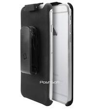 Rubberized Holster Case+Swivel Belt-Clip for Apple iPhone 8 PLUS +7 PLUS 6S PLUS