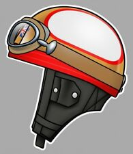 HAWTHORN helmet right Sticker droit vinyle laminé M