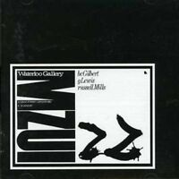 Gilbert and Lewis - Mzui [CD]