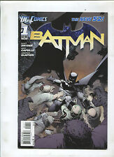 NEW 52 BATMAN #1 (9.0) KEY ISSUE!