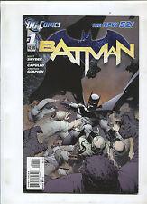 NEW 52 BATMAN #1 (9.0) KEY ISSUE!