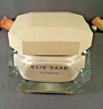 Elie Saab Le Parfum Scented Body Cream 5.1 oz. Brand New