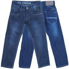 Markenlose Jungen-Jeans aus Baumwollmischung
