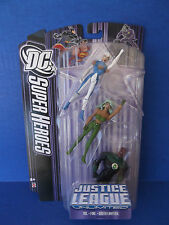Justice League Unlimited 3 pack Fire, Ice, Green Lantern