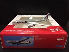 HERPA 1:500 Qatar Airways B787-8 Dreamliner A7-BCB 526135