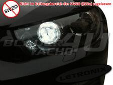 SMD LED luci diurne TFL DRL Ba15s 27 SMD LED per Skoda Octavia 12FL Can-Bus
