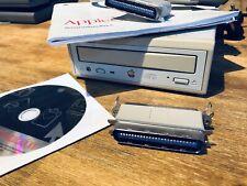 AppleCD 600e M3958 CD-ROM für Apple Macintosh und Powerbook + Accessoires