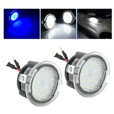 2x LED Error Free Side Mirror Puddle Light For Ford Mondeo S-Max 2015 Edge F-150