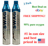 Personal Oxygen Tank (2 Pack)