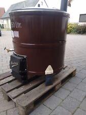 BEELONIA Stahlblech Kesselofen 150 Liter NEU
