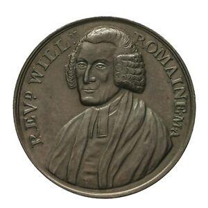Middlesex Reverend William Romaine Penny Token 1795  D&H 214