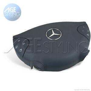 OEM Mercedes-Benz G500 G55 W463 E350 E500 W211 BLUE LEATHER DRIVER Airbag 02->06