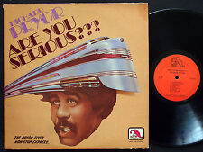 RICHARD PRYOR Are You Serious??? LP LAFF RECORDS LAFF A196 US 1976