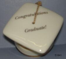Lenox Graduation Wishes Treasure Box - New In Box