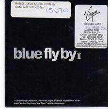 (BW885) Blue, Fly By II - 2002 DJ CD