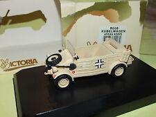 VW KUBELWAGEN AFRICA KORPS MILITAIRE VICTORIA R008