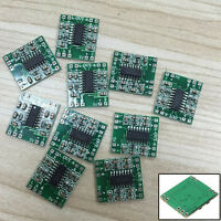 5 pcs PAM8403 2X3W Mini. Audio Class D amplifier board 2.5-5V input Pop.