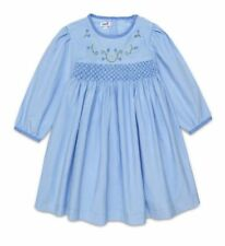 Corduroy Long Sleeve Casual Dresses (2-16 Years) for Girls