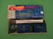 """Vintage Roundhouse Ho Gauge Train 40"""" Roundtop Box Car # 1088 B&O In Box New"""