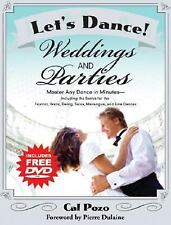 Let's Dance: The Complete Book and DVD of Ballroom Dance Instruction for Wedding