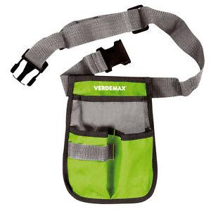 Verdemax Garden tool belt, Secateur & Scissor holder Quality Mothers Day  Gift
