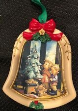 Danbury Mint M.I. Hummel The Wonder Of Christmas Collectable Tree Ornament