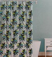 Splash- Peva Shower Curtain - Balsa Palm Tree- 70x72in