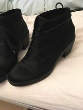 Kurr Geiger Sandy Pony Negro Zapatos Talla 41
