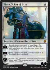 Karn, Scion of Urza Dominaria Magic mtg Light Play, English x1 1x