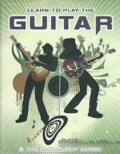 Learn to Play Guitar by Nick Freeth (2009, Hardcover) Like New!