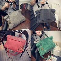 Women Tote Purse Handbag Messenger Large Crossbody Satchel Leather Shoulder Bag