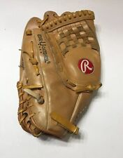 "Rawlings Rsgxl 14"" SuperSize Softball GloveFastback Model Leather Lht"