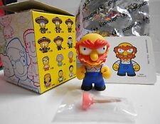 Kidrobot Simpsons Series 2 Groundskeeper Willie NEW Dunny