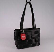 Harveys Seatbelt Bag Handbag Tote Satchel The Original Purse Bag Black