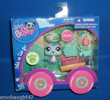 Littlest Pet Shop Pets on the Go Seal #1842 NEW - Retired