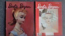 1989 Edition Barbie Bazaar The Barbie Collector's Magazine ( 2)