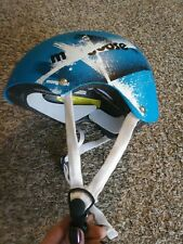 "Mongoose crush skate bike Helmet medium 21"" circumference. Great condition"