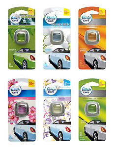 FEBREZE CAR VENT CLIP ON AIR FRESHENER AVAILABLE IN VARIOUS FRAGRANCES