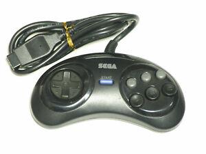 Mega Drive Fighting Pad 6B Controller 6 Button SEGA GENESIS In Hand 764