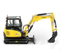 ROS 1/50 Scale Yanmar SV 60 Minibagger Neu Excavator Diecast Model Toy