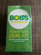 Bob's For Green Living Furniture Care Kit - Upholstery Cleaner and Wood Polish.