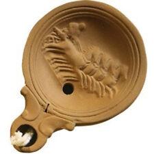 Roman Pottery Oil Lamp Replica