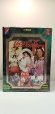 Coca Cola Coke Super Premium Trading Card Box 1995