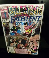 Bill and Ted's Excellent Comic Book #1 (Marvel 1991)