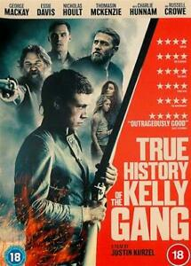 True History of the Kelly Gang DVD (2019)