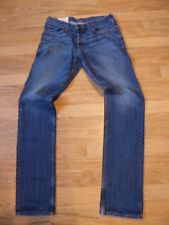 mens HOLLISTER skinny jeans - size 32/34 good condition