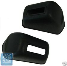 1969-72 GM Cars Deluxe Seat Belt Retractor Covers - Pair - RCF-400