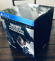 Call Of Duty Modern Warfare Dark Edition PS4 BOX ONLY (NO GAME!) Collector's Box