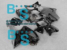 Gray Flames Fairing Kit Fit HONDA VTR1000 RVT RC51 SP1 SP2 2000-2006 23 D2