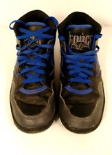 separation shoes 75d8a 32e34 Nike Sky Force black and Gray w blue swoosh mens SZ 12 454452-004